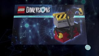 Lego Dimensions Peter Venkman Instructions Ghost Trap Ghost Stun N Tr