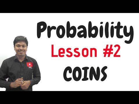 Probability_Problems Based on Coins#LESSON-2