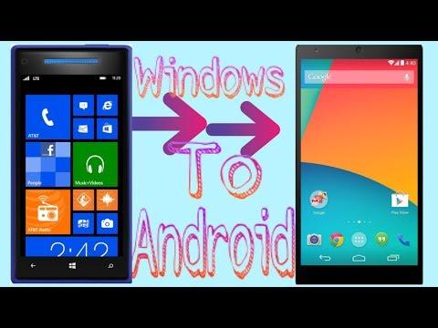 windows phone को Android Phone में बदले step by step
