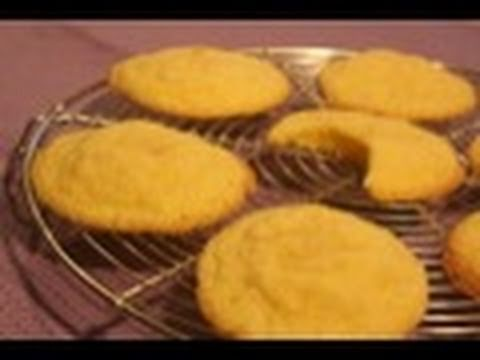 Soft Lemon Sugar Cookies: Cookie Jar #35