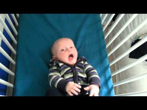 Baby NOT falling asleep in 40 seconds!!