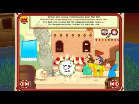 Kisah Nabi Nuh - Aplikasi Gratis Download di Google Play Store