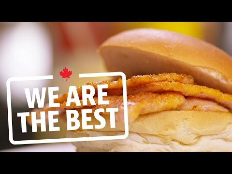 Meet the creators of Toronto's world-famous peameal bacon sandwich | We Are the Best
