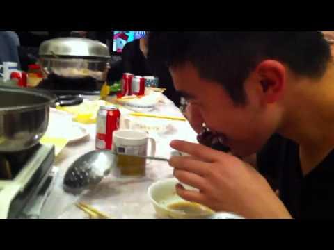 Beef fondue?