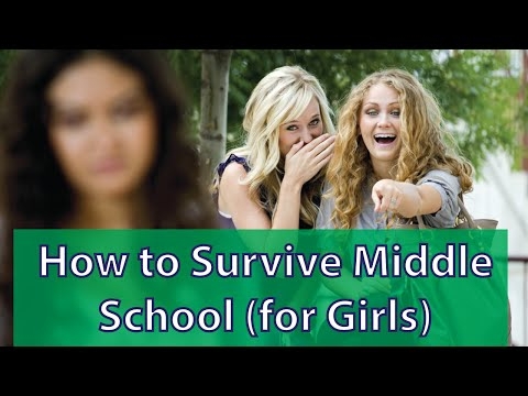 How to Survive Middle School (for Girls)
