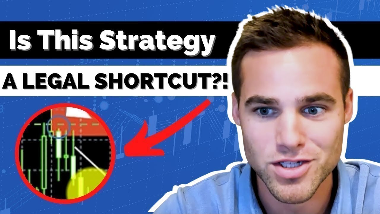 #1 Best Forex Strategy That Works Every Time (LEGAL SHORTCUT?!)