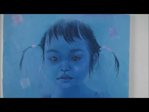 Xxx Mp4 Oil Painting Tetiana Kalinovska Art Beautiful Winter Child 3gp Sex