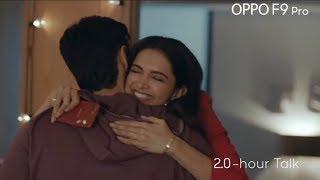 Download Deepika Padukone Ad Siddharth Malhotra Ad Oppo F9 AD Video
