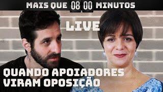 A liberdade de imprensa está em cheque no Brasil! com Vera Magalhães