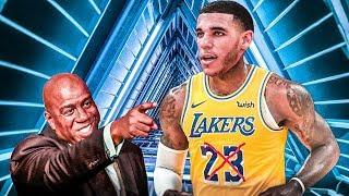 Lonzo Ball - 2019 Lakers Highlights