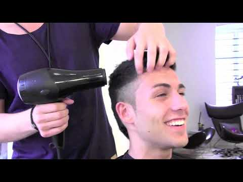 Fresh hairstyle for soccer, sports and activities - Cristiano Ronaldo original hairstyle