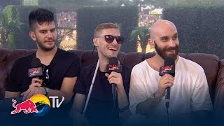 """The X Ambassadors Took the """"Hipster Highway"""" 