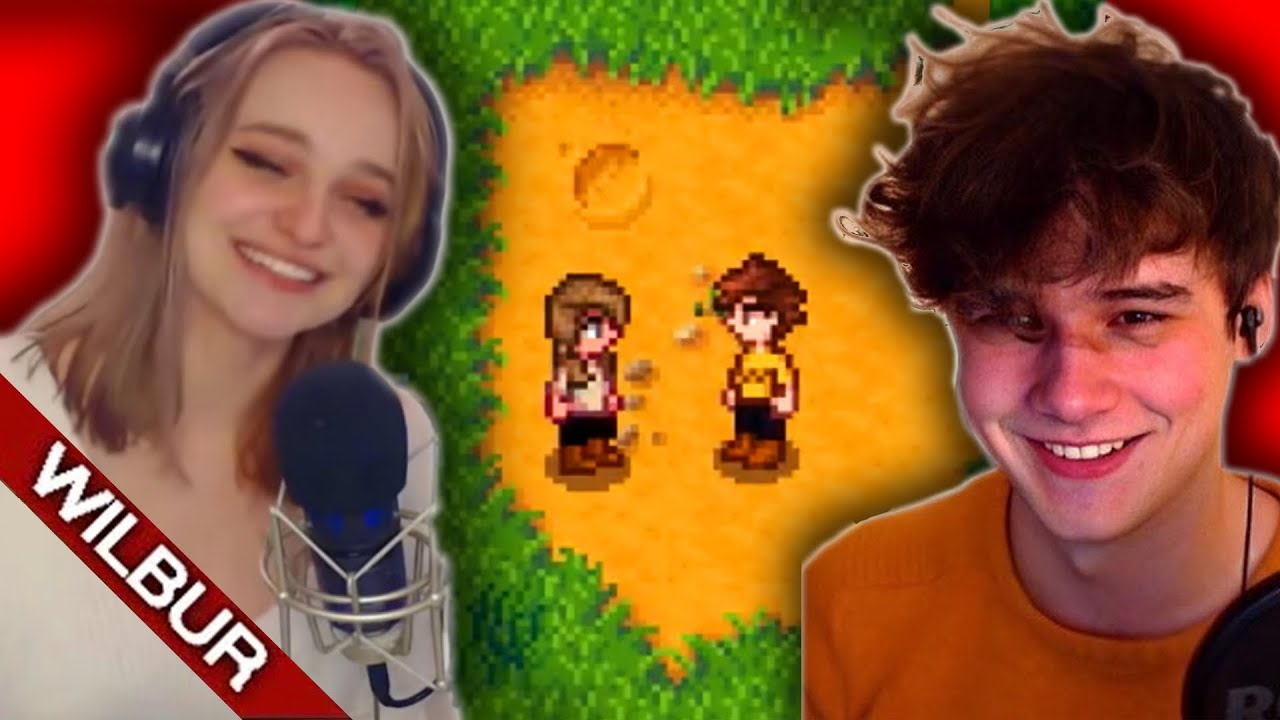 I Went on a Date in Stardew Valley