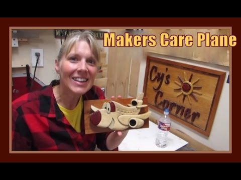 Makers Care Plane