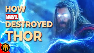 Download How MARVEL Destroyed THOR | Growth Through Regression Video