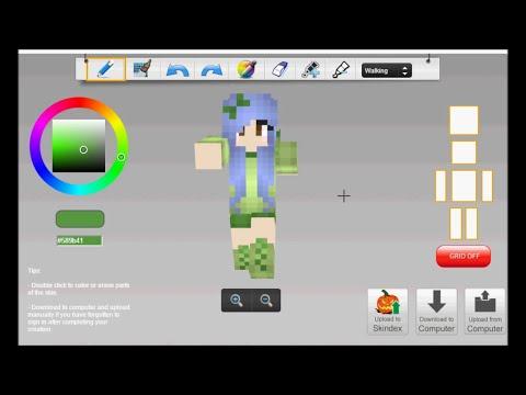 Skin Fashion Minecraft Skin Fashion - Skins para minecraft 1 8 skindex