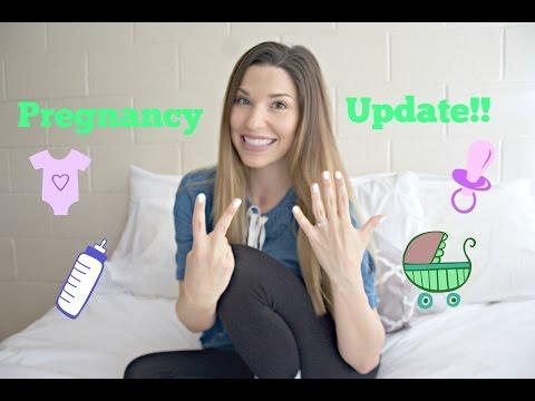 7 Weeks Pregnant UPDATE!