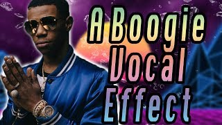 How to Sound Like A Boogie Vocal Effect Tutorial! FL Studio