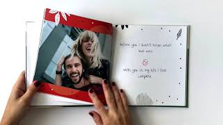 Why I Love You - Luhvee Personalized Love Book