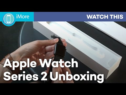 Apple Watch Series 2 unboxing!