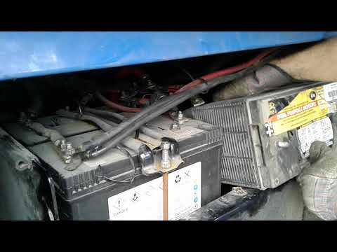 How to Change a Battery on a Freightliner Cascadia Part 3