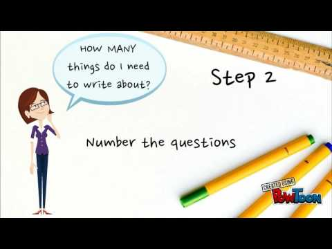 Unpack A Writing Prompt