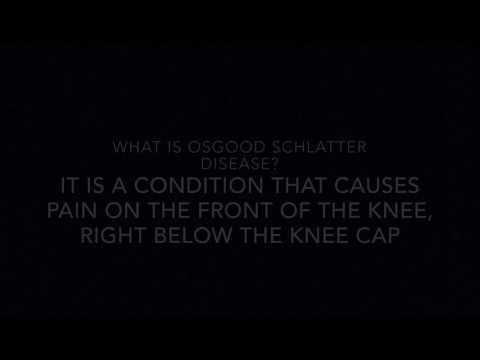 OSGOOD SCHLATTER PSA