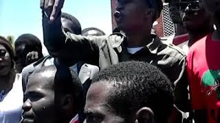 Former UZ President mercilessly whip Vice Chancellor Nyagura.