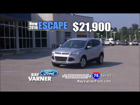 Ray Varner Ford SUV Sales Event October 2015 :30