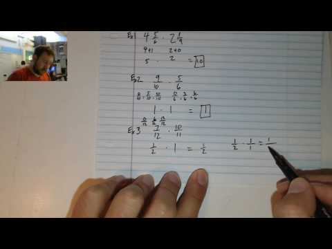 3.11 Estimating Products of Mixed Numbers and Fractions