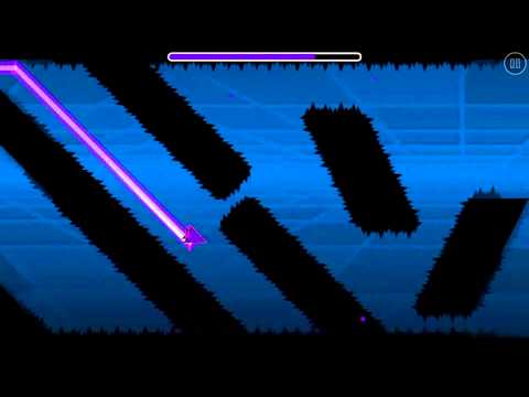 Wave Challenge - Geometry Dash - By Ruf
