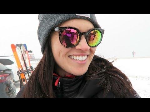 First time skiing + van updates! // CAMPER VAN CONVERSION EP. 2