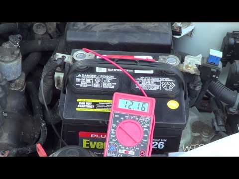 Is The Alternator or Battery Bad