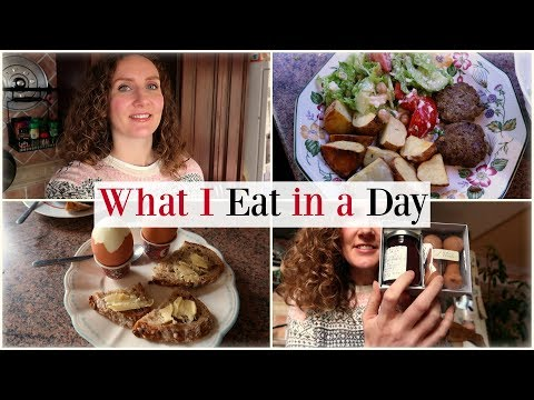 What I Eat in a Day #21 + Tasting Handmade Japanese Sweets (Wagashi)
