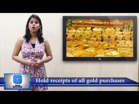 Gold rules India - No Tax on Jewellery or Gold purchased via Disclosed Income