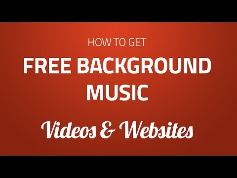 How to get Royalty Free Music for your Videos & Website