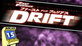 The Fast And The Furious: Drift -- ARCADE GAMEPLAY