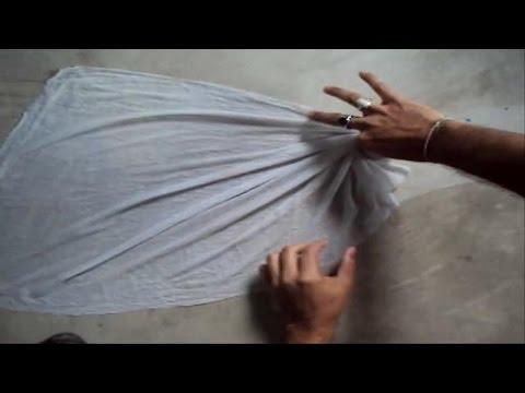How to Tie-Dye Clothes: Basic Sun Burst Technique Tutorial