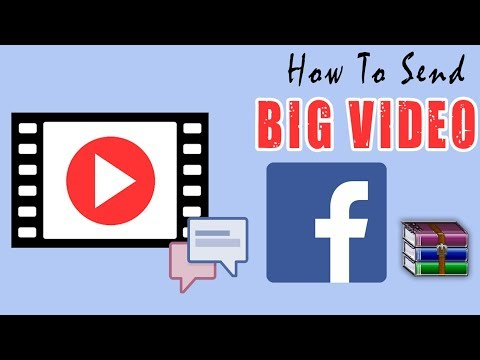 how to send large video files facebook - Compressed by WinRAR
