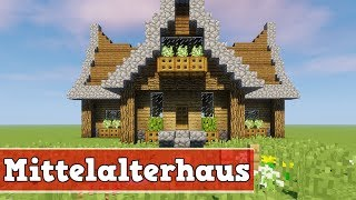Minecraft Deutsch Haus Bauen Videos Ytubetv - Minecraft mittelalter haus klein