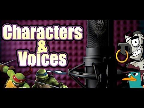 Voice Acting Corner |