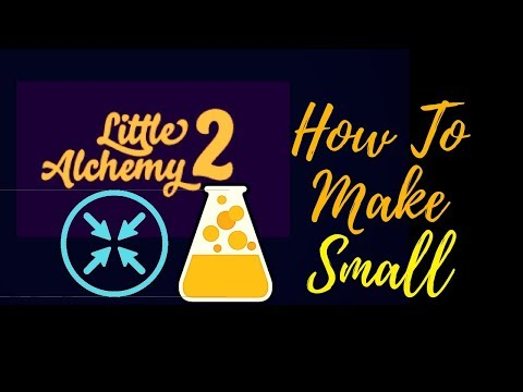 Little Alchemy 2-How To Make Small Cheats & Hints