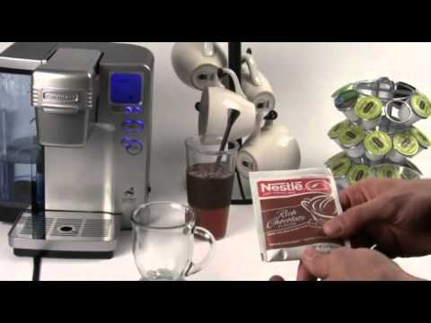 Cuisinart  Keurig Coffee Maker Review - Part 2 Alternative Uses