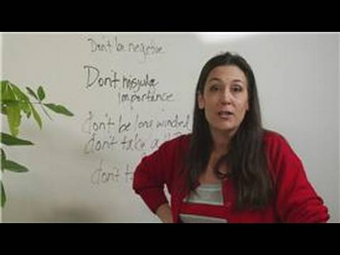 Presentation & Acceptance Speeches : Acceptance Speeches: What Not to Do