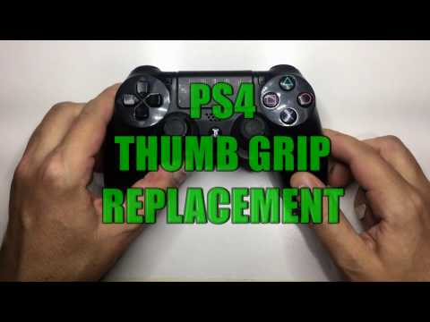 PS4 🎮 Thumb Grip Replacement - In 3 minutes