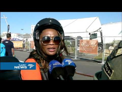Bike enthusiasts descend on the EC City for Africa bike week