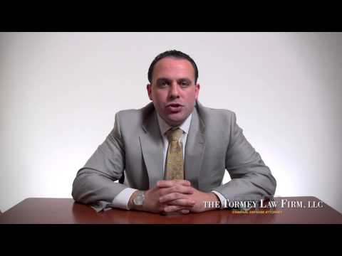 Expungement of an Arrest New Jersey - Clean my Record NJ Defense Lawyer Travis J. Tormey