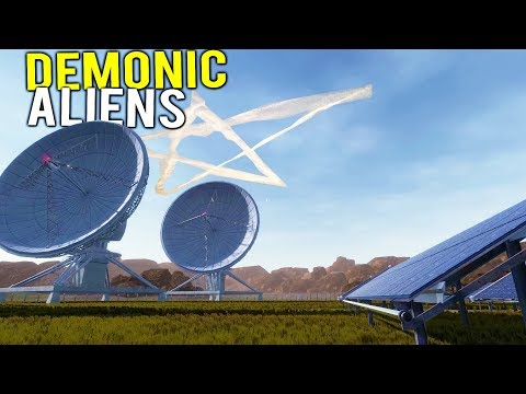 NEW SOLAR PANELS ASSIST IN FINDING ALIENS WORK WITH THE DEVIL? - SETI Signal Simulator Gameplay
