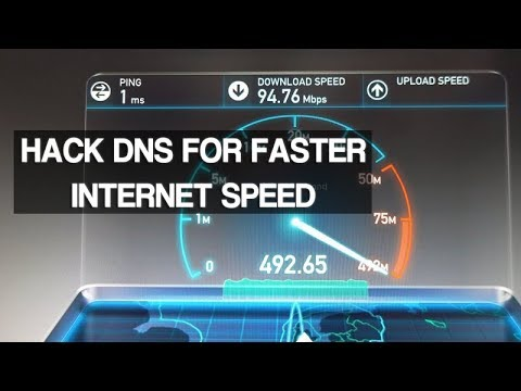 How To Hack DNS For Faster Internet Speed-2018 | Abc Skill