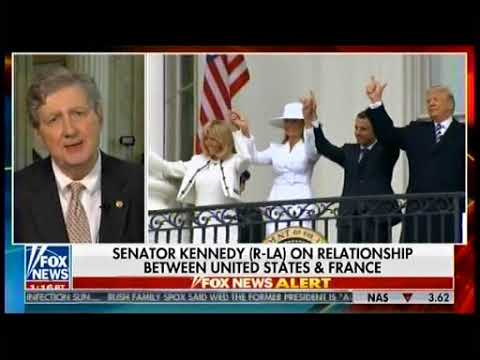 President Trump Hosts French French President Macron For His First State Dinner - Cavuto